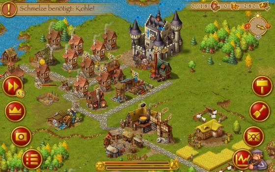 Townsmen_Siedlung
