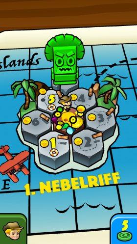 nono islands Nebelriff