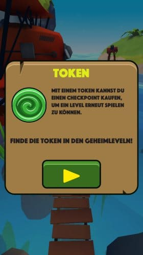 nono islands token geheimlevel