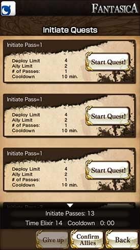 Fantasica_TCG_App_Event_Quests