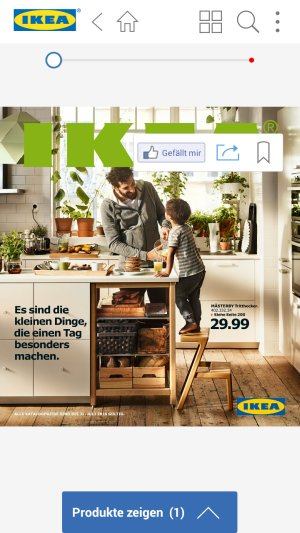 die ikea katalog app im test check app. Black Bedroom Furniture Sets. Home Design Ideas