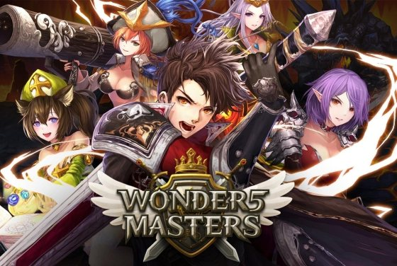 Wonder5 Masters Android