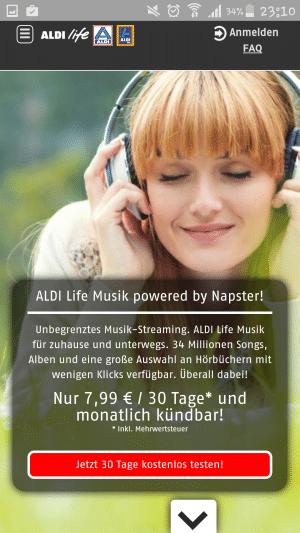 Aldi Life_Testen