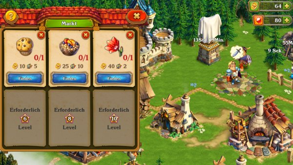 Build a Kingdom_Markt