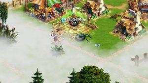Build a Kingdom_Spinne