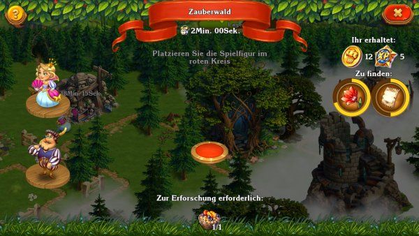 Build a Kingdom_Zauberwald