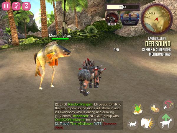 Goat_Simulator_MMO_Meerjungfrau