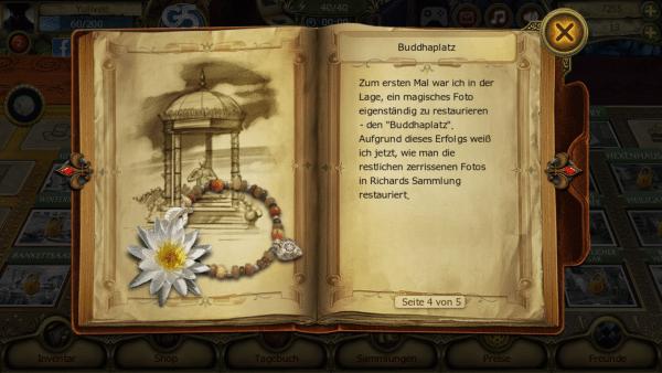 Secret Society_Tagebuch