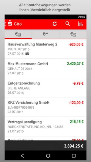 Sparkasse_ein Konto