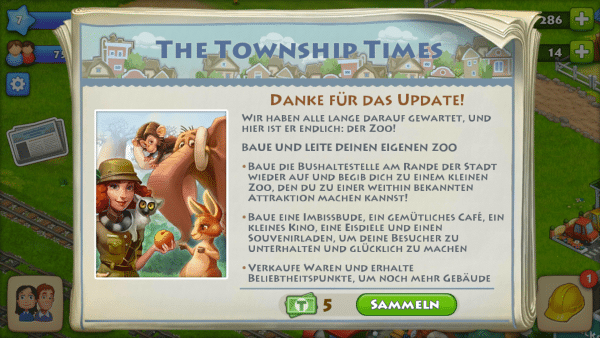 Township_Zoo Update 1