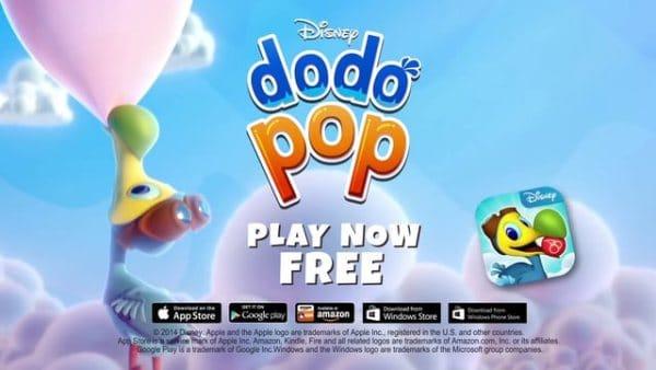 dodo pop app disney