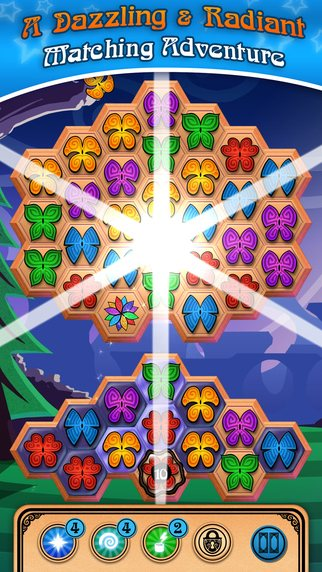 puzzles pixies match3
