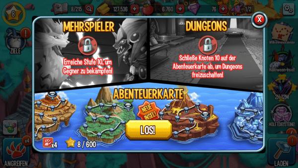 MonsterLegends_Kämpfe