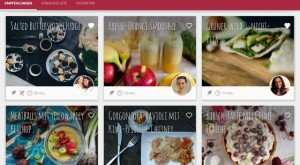 mealy app food blogger