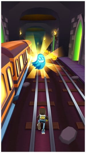 subway surfers geisterjagd
