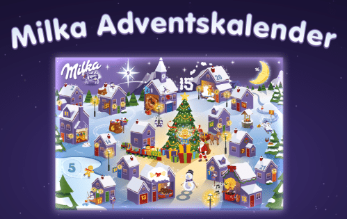 milka adventskalender 2015 app vorfreude live und in farbe digital und in schokolade check app. Black Bedroom Furniture Sets. Home Design Ideas