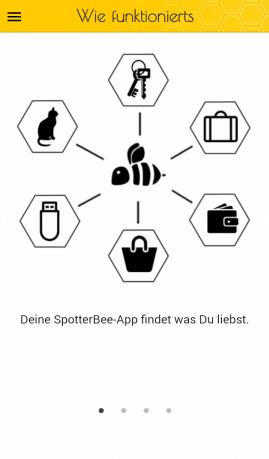 SpotterBee-Finden
