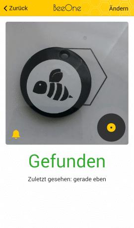 SpotterBee_Gefunden