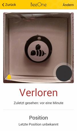 SpotterBee_Verloren