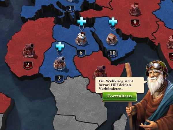 DomiNations_Weltkrieg