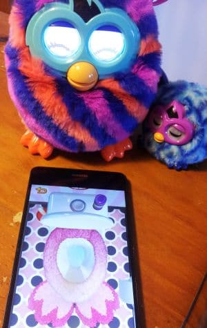 Furby_Klo