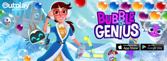 bubble genius app