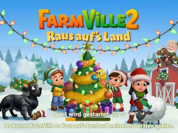 farmville 2 raus aufs land weihnachtsevent