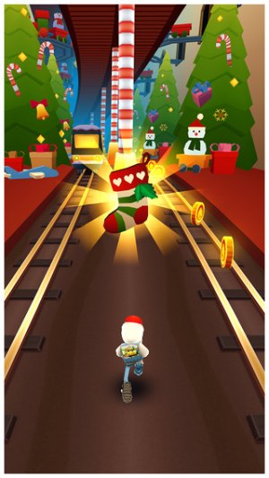 subway surfers nordpol update