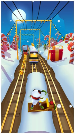 subway surfers nordpol