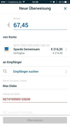 treefin_ueberweisung