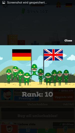 Tap_Tycoon_Weltkrieg_Rang
