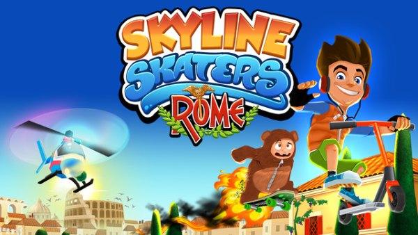 skyline skaters rome