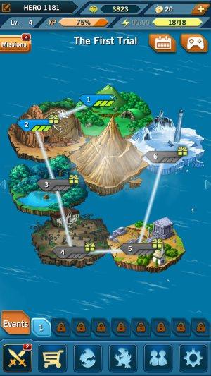Digimon heroes island
