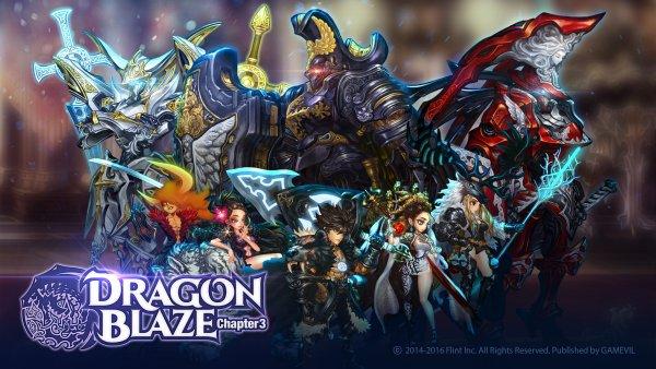 Dragon Blaze Drachenbrecher