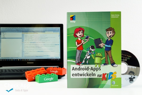 Android-Apps_entwickeln_fuer_Kids_Buch_Review_Cover