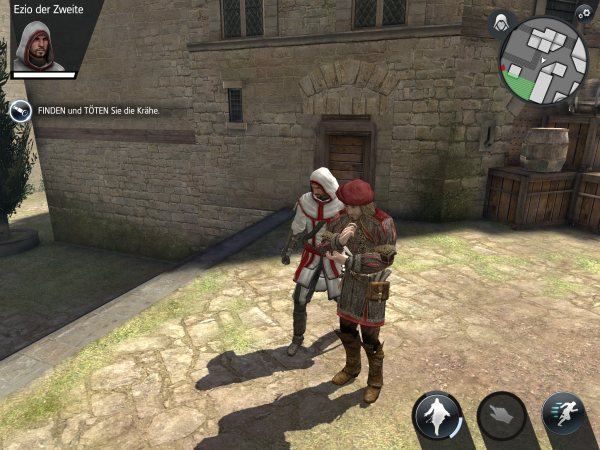 Assassins creed identity leonardo da vinci