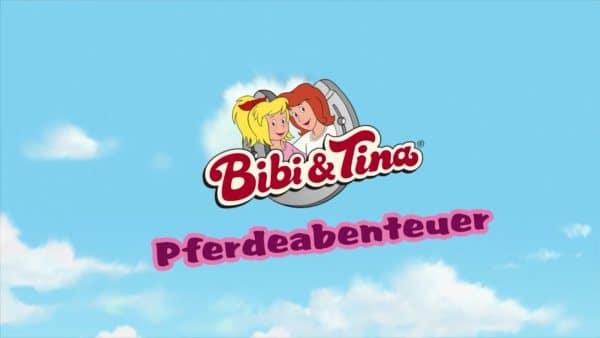 Bibi&Tina Pferdeabenteuer start
