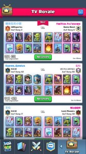 Clash Royale TV Royale