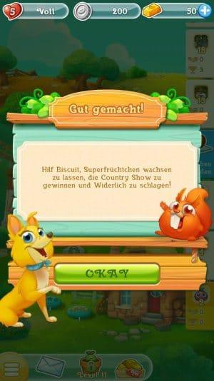 Gesund Zocken Mit Farm Heroes Super Saga Check App