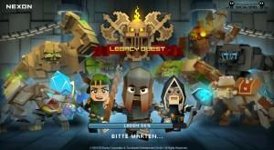 Legacy Quest start