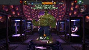 Marvel Sturm der Superhelden Kristall oeffnen