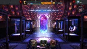 Marvel Sturm der Superhelden Kristall