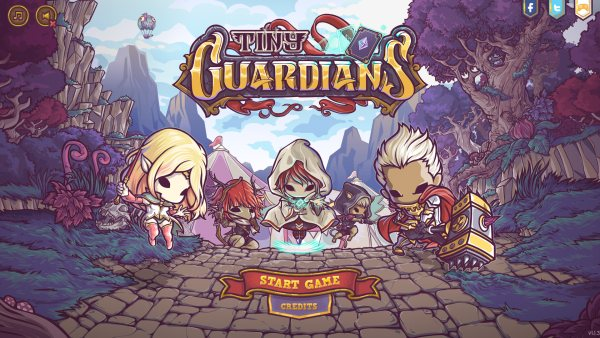 Tiny Guardians ladescreen