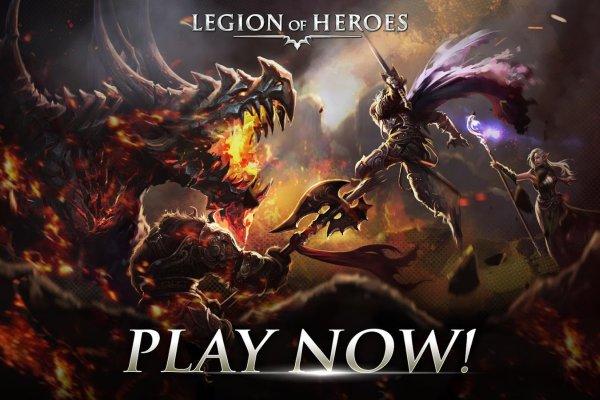 legion of heroes