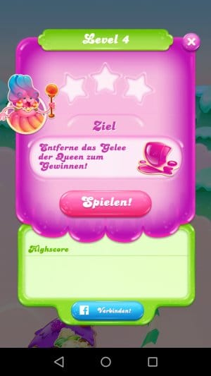 Candy Crush Jelly Saga Jellyqueen besiegen