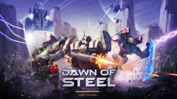 Dawn of Steel Start