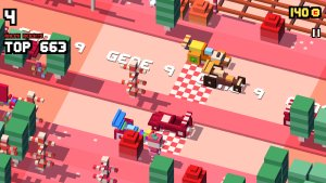 Disney Crossy Road Ralph reichts
