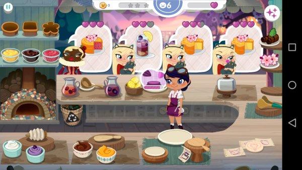 Bakery Blitz Bestellungen