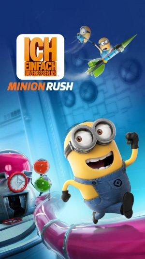 Minion_Rush_Startbildschirm