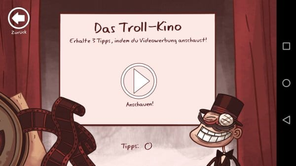 Troll Face Quest Classic_Trollkino
